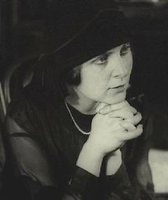 Photo of Elsa Triolet