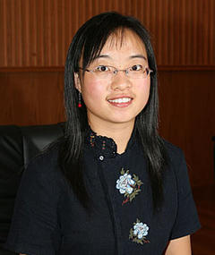 Photo of Wei Minzhi