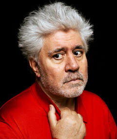 Photo de Pedro Almodóvar