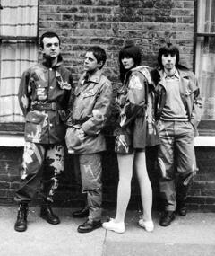 Photo of Throbbing Gristle