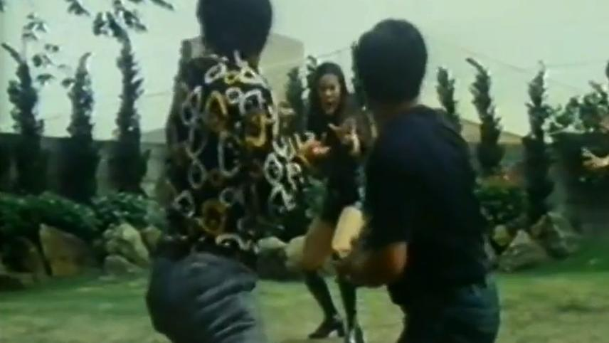 Bruce, Kung Fu Girls