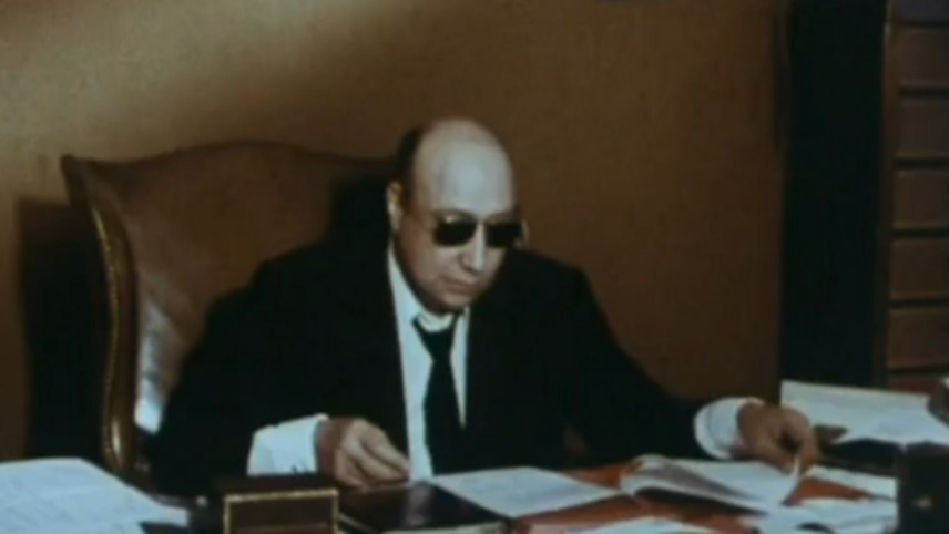 Jean-Pierre Melville: A Portrait in 9 Poses