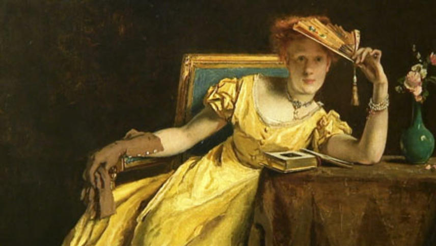 Alfred Stevens: The Man Who Painted Woman