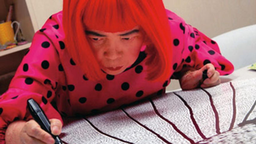 Yayoi Kusama: I Love Me