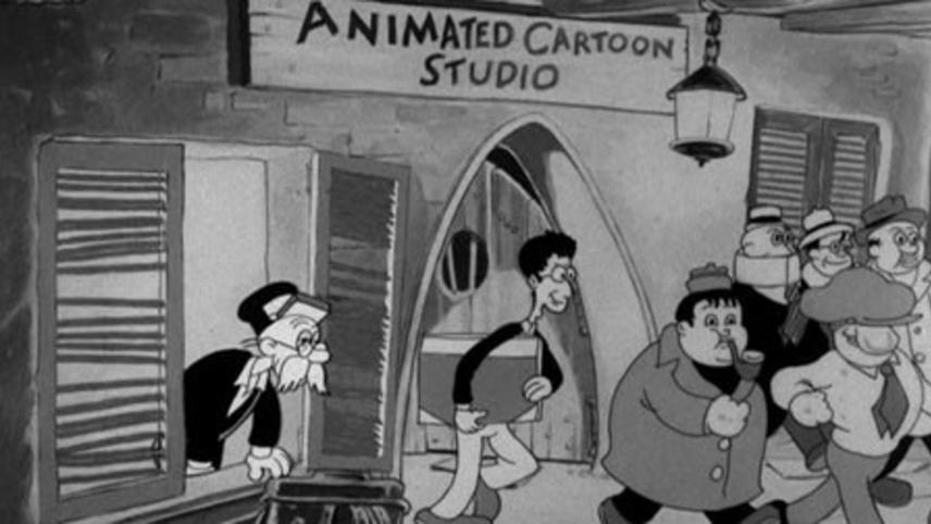 A Cartoonist's Nightmare