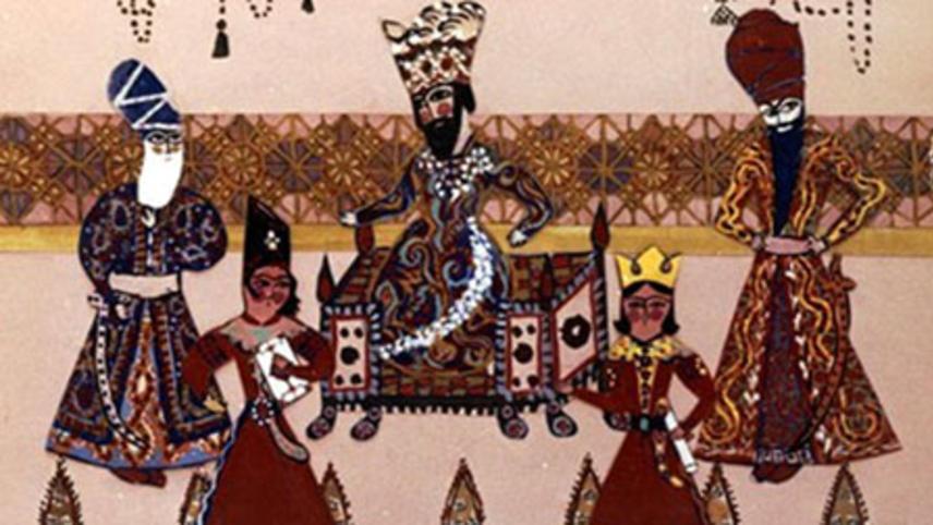 King Jamshid