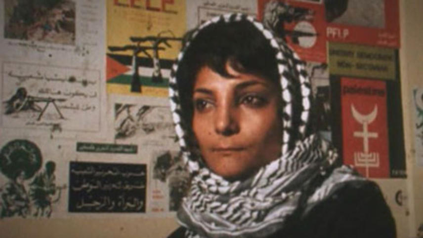 Leila Khaled: Hijacker