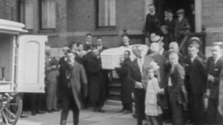 Funérailles de Georges Ouimet