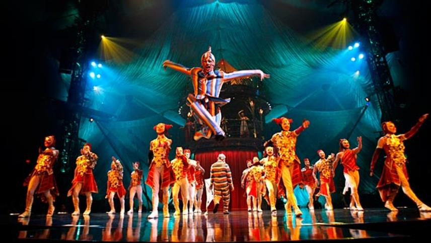 Cirque du Soleil: We Reinvent the Circus
