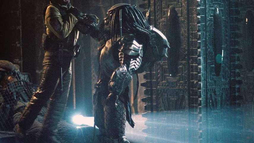 AVP: Alien vs. Prédateur