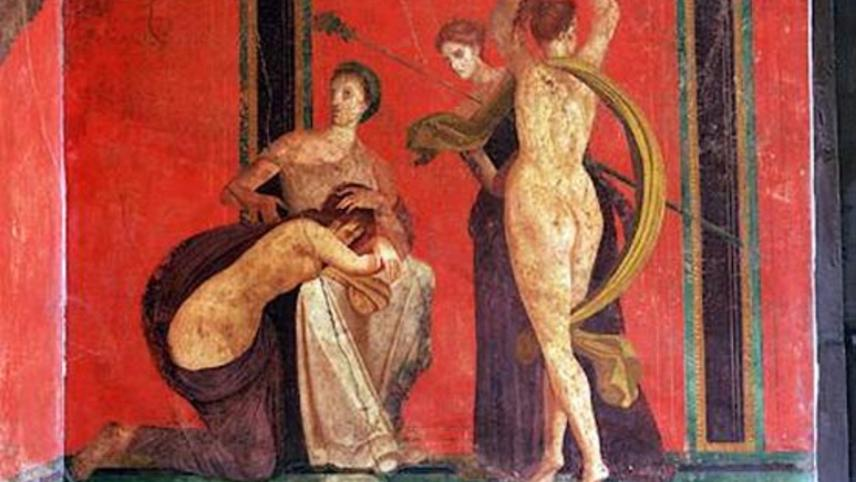 Pompeii, City Of Painting