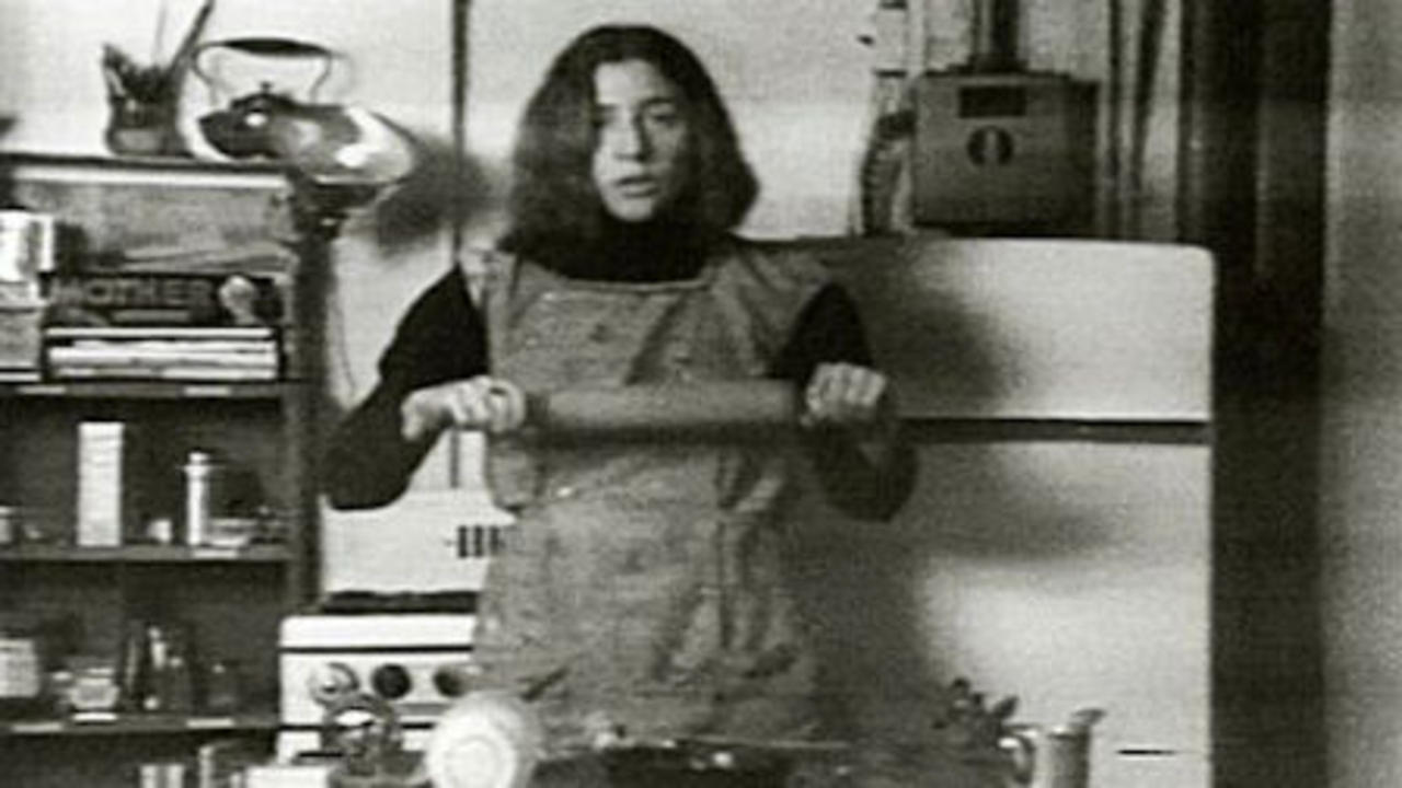 semiotics of the kitchen (1975) - mubi