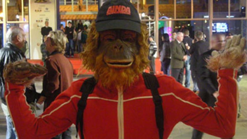 Still Orangutans