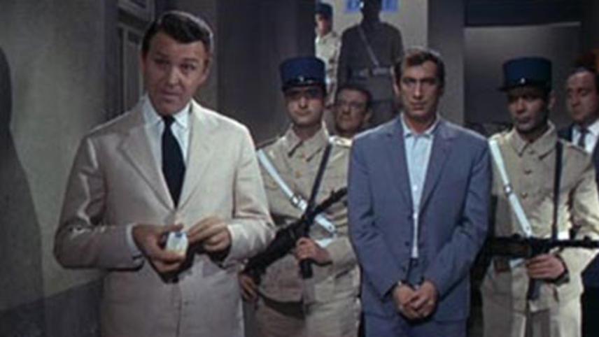 Casablanca, Nest of Spies