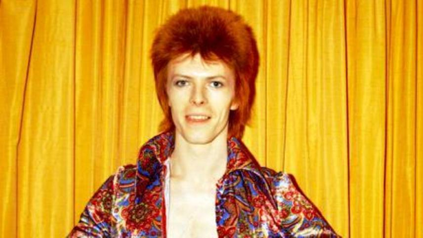 David Bowie: the Story of Ziggy Stardust