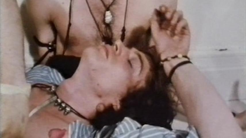 Robert Having His Nipple Pierced