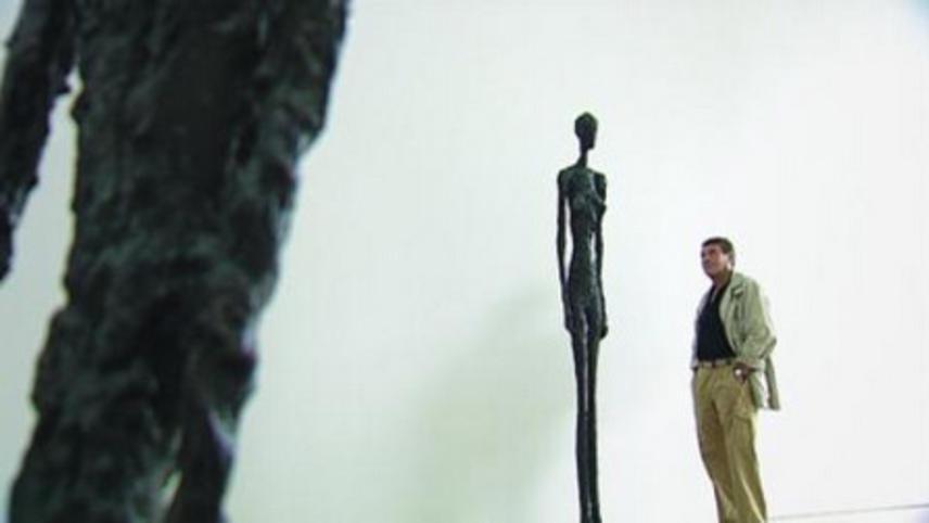 Alberto Giacometti - Die Augen am Horizont