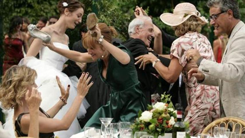 Weddings and Other Disasters