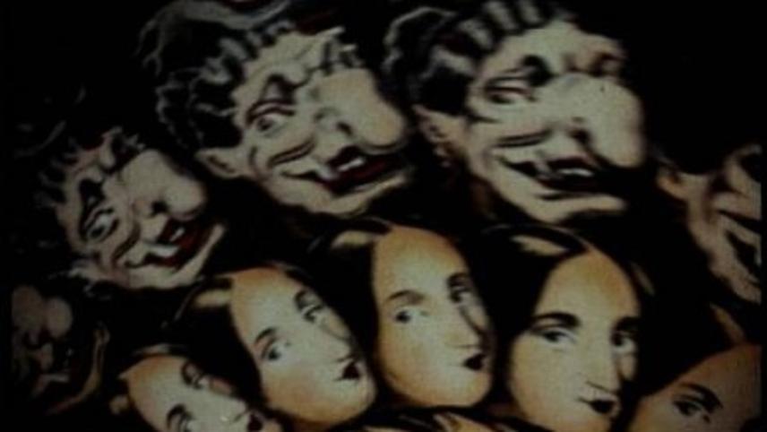 Le vampire de la cinémathèque