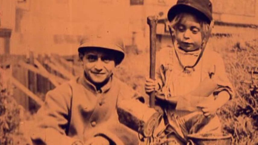 Les Enfants de France et de la guerre