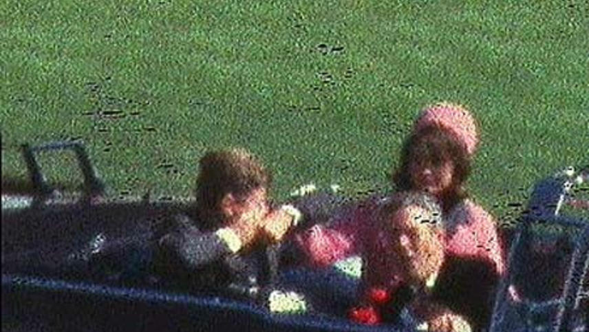 Zapruder Film of Kennedy Assassination