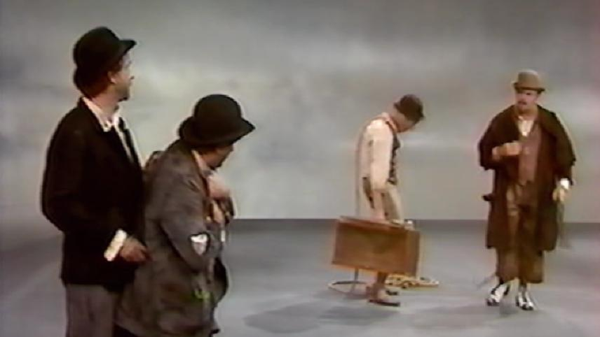 Beckett Directs Beckett: Waiting for Godot by Samuel Beckett