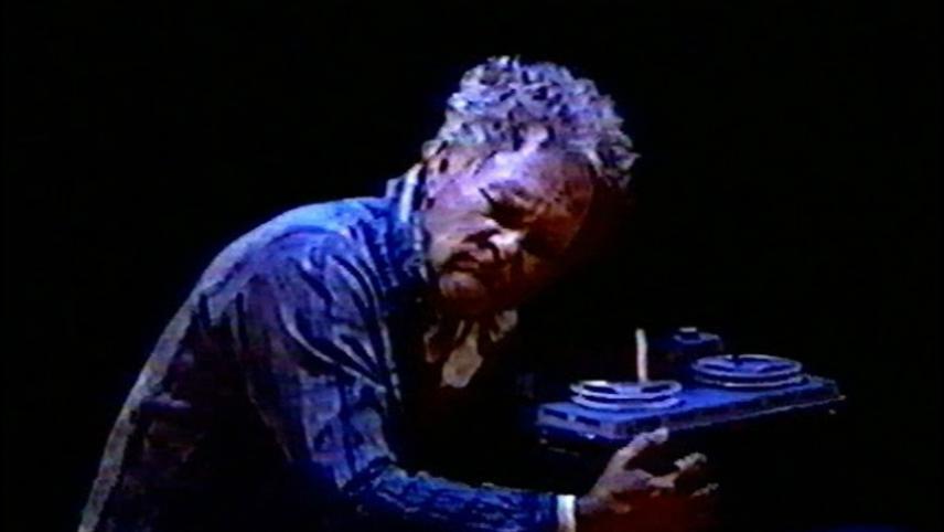 Beckett Directs Beckett: Krapp's Last Tape by Samuel Beckett