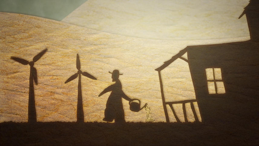 The Windmill Farmer
