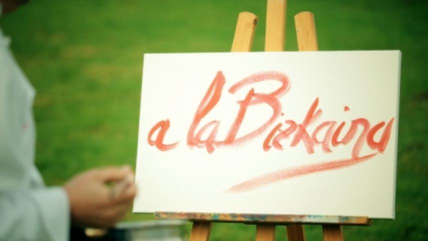 A La Bizkaina