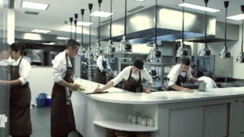 Euskadi, Cocina en La Cumbre
