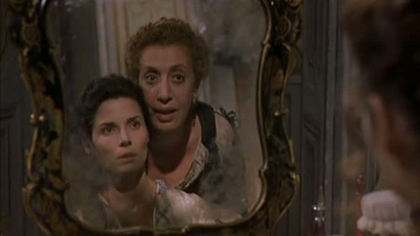 Rosa and Cornelia