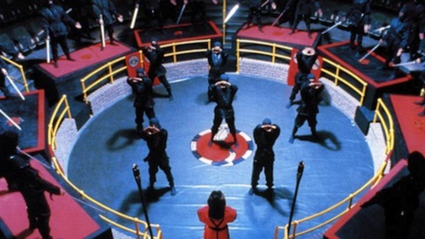 American Ninja 4: The Annihilation (1990) – MUBI