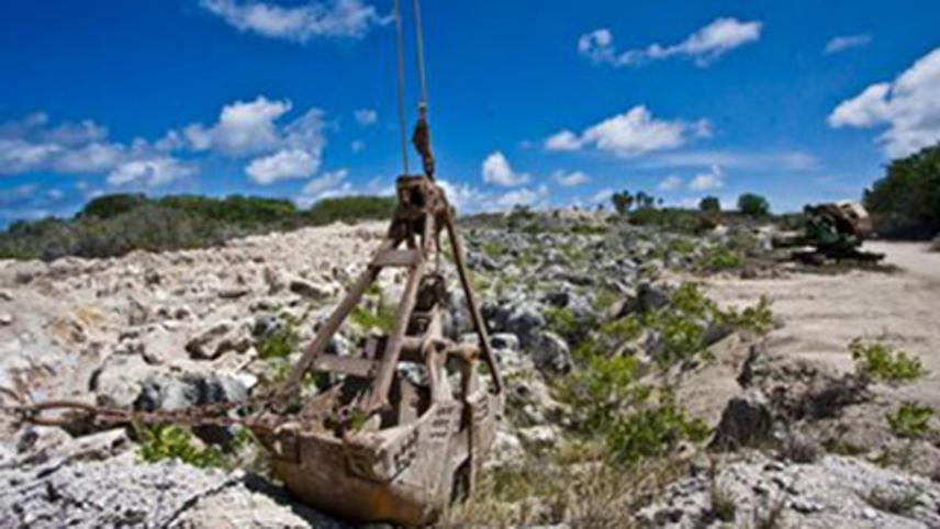 Nauru, an Island Adrift