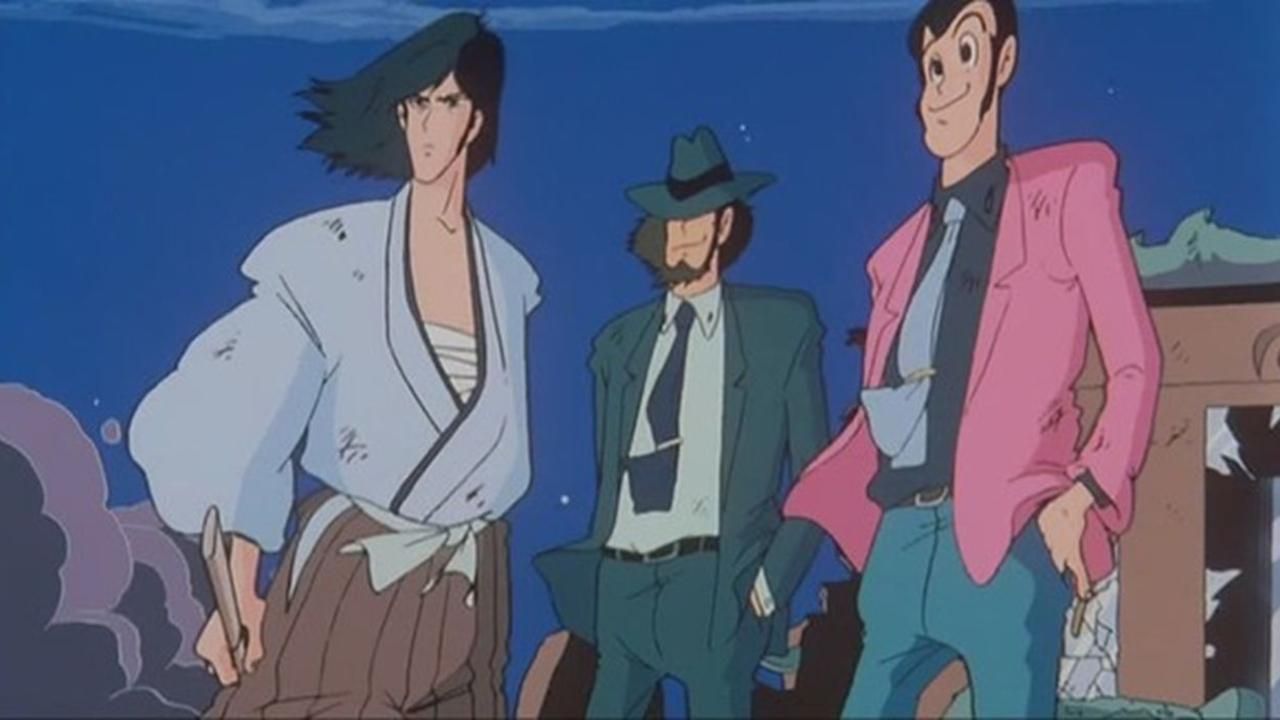 Lupin Iii Legend Of The Gold Of Babylon 1985 Mubi