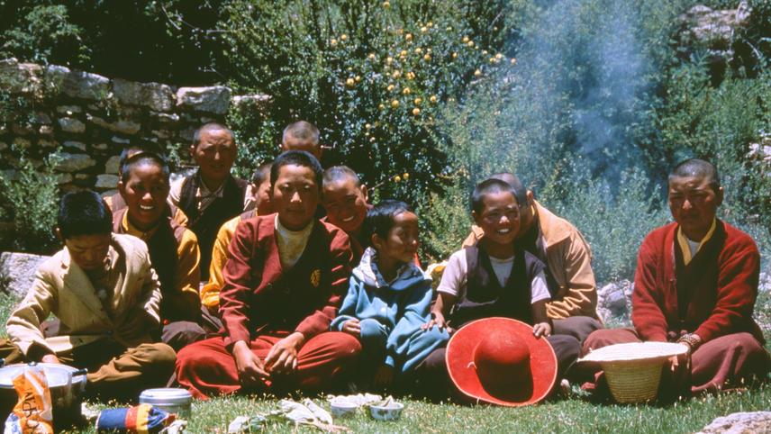 Tibetische Erinnerungen