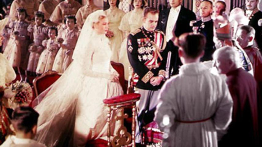 The Wedding in Monaco