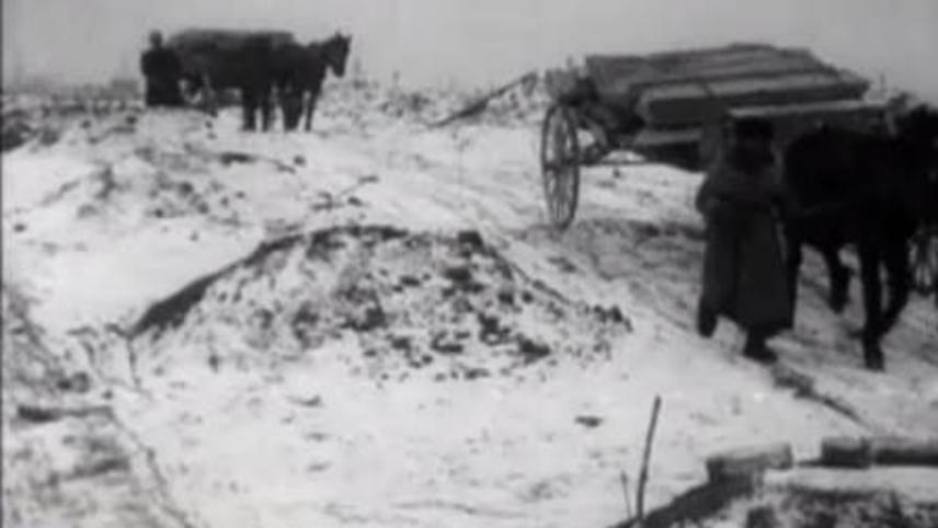 Famine - The Russian Famine of 1921