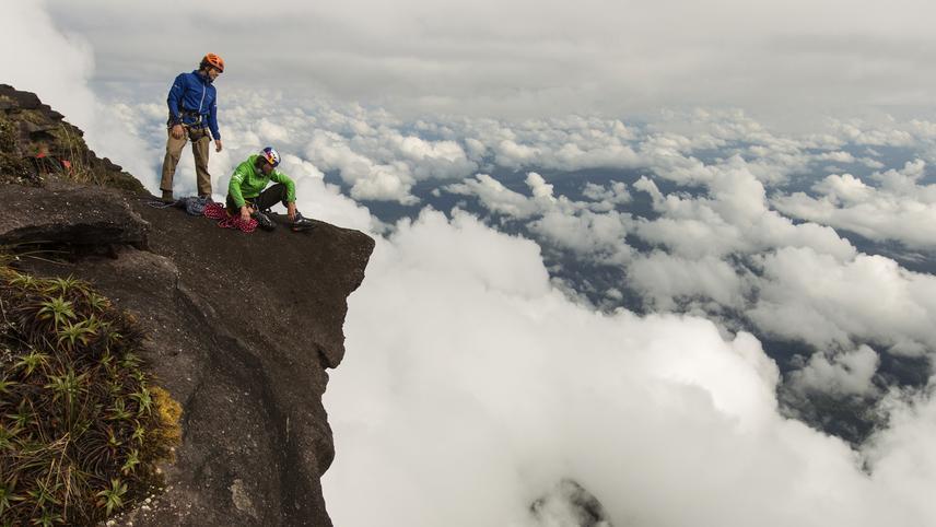 Roraima: Climbers of the Lost World