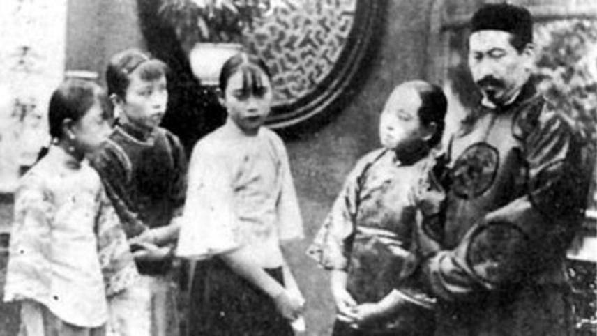 Lady Meng Jiang