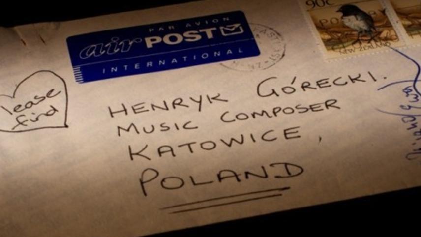 Please find - Henryk Mikołaj Górecki