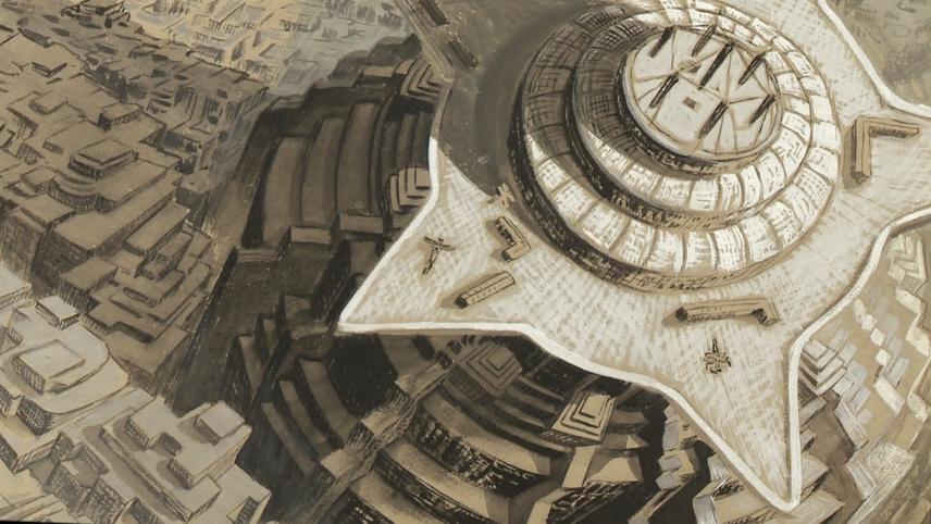 Voyage to Metropolis