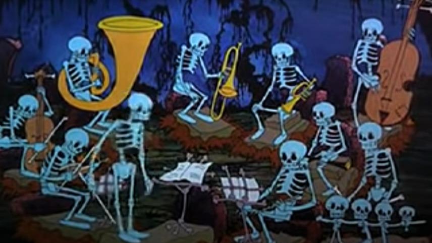 Skeleton Frolics