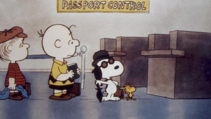 Bon Voyage, Charlie Brown and Don't Come Back!!