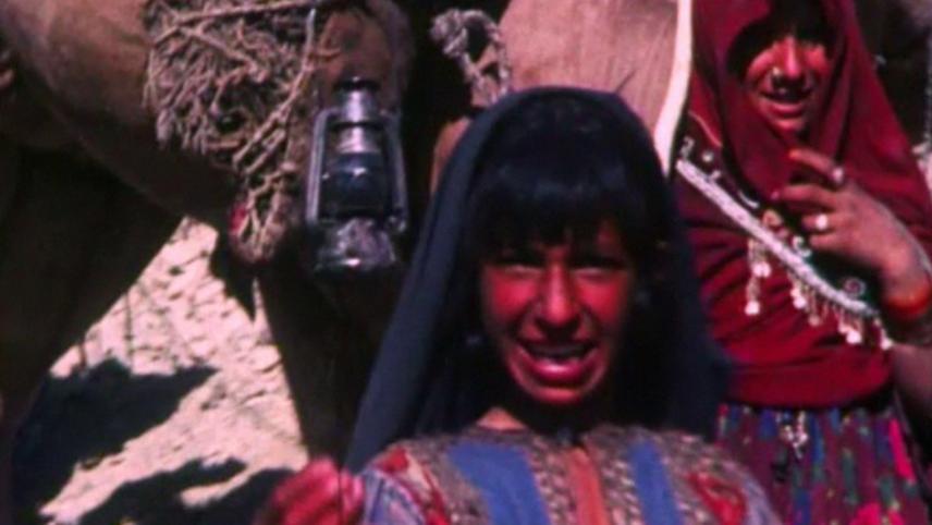 Frammenti elettrici n. 7 - Gypsies Toward Bamyan