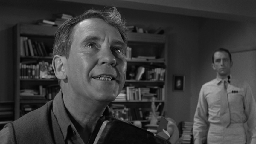 The Twilight Zone: The Obsolete Man