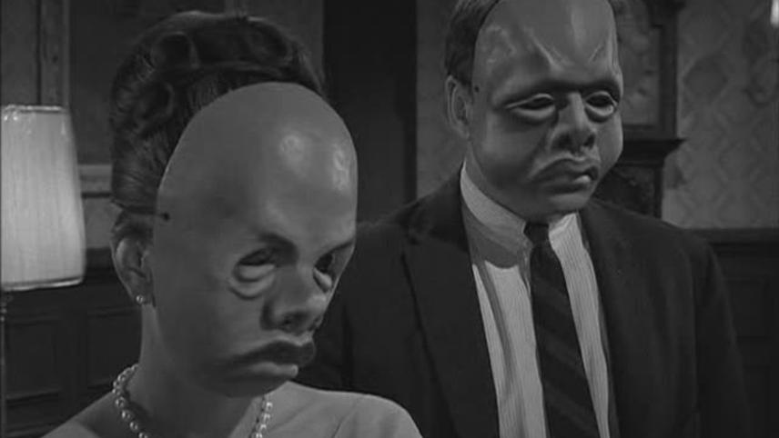 The Twilight Zone: The Masks