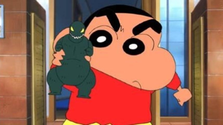 Kureyon Shinchan: Densetsu o Yobu Buriburi: Sanpun Bokkiri Daishingeki