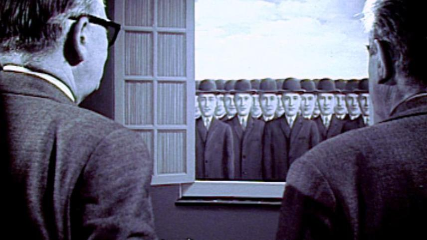 Magritte, or the lesson of things