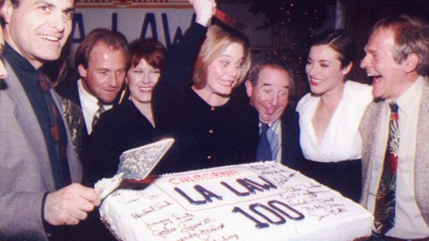 L.A. Law 100th Episode Celebration