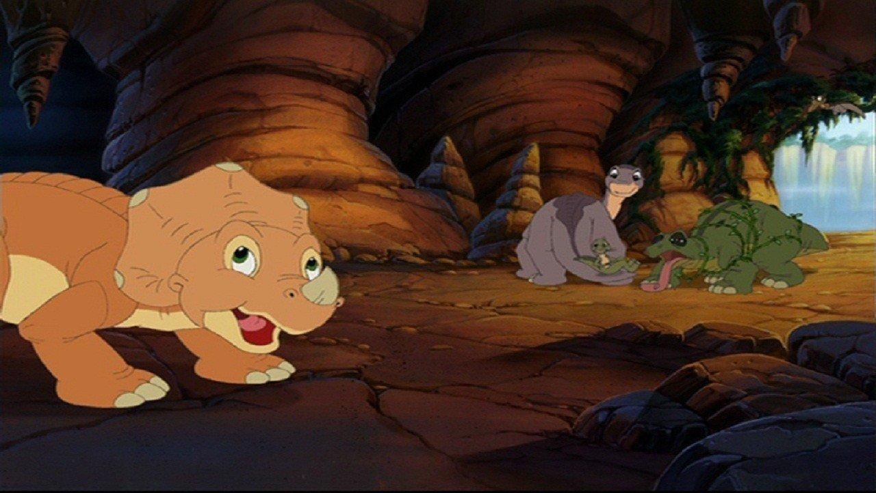 land before time the stone of cold fire